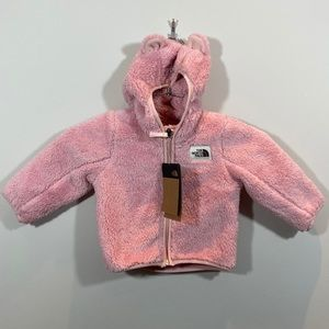 NEW North Face Infant Campshire Bear Hoodie 6-12M
